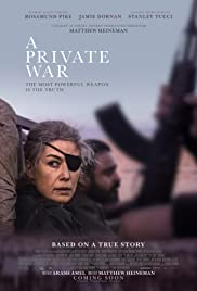 Regarder A Private War en Streaming Gratuit sans limite