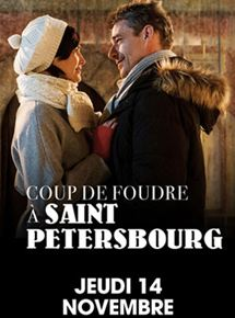 regarder Coup De Foudre à Saint-Petersbourg en Streaming
