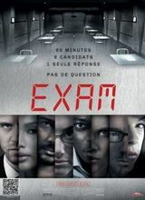 Regarder Exam en Streaming Gratuit sans limite