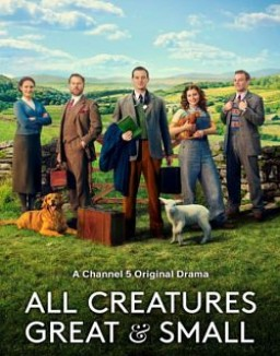regarder All Creatures Great and Small saison 1 en Streaming