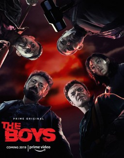 Regarder The Boys saison 2 en Streaming Gratuit sans limite